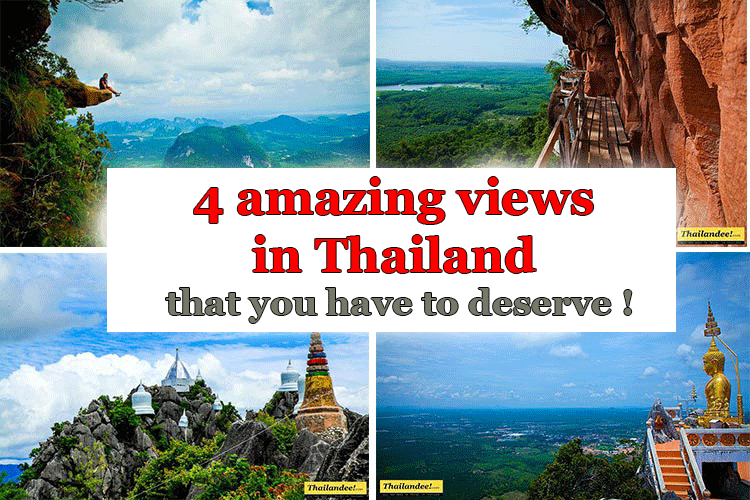 amazing views thailand