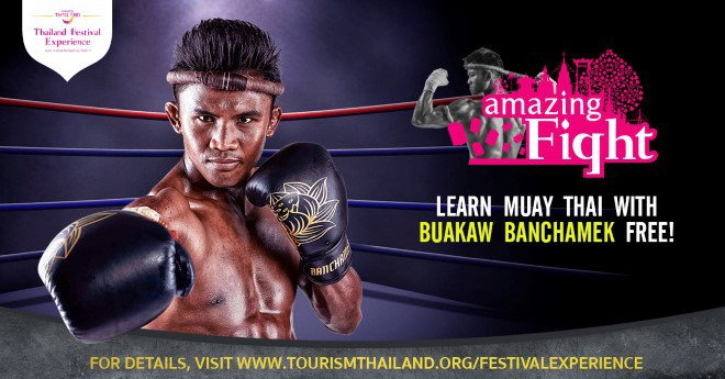 3f1bf6096e TAT staging Amazing Fight to enhance global awareness on the art of Muay  Thai