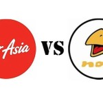Air Asia VS Nok Air