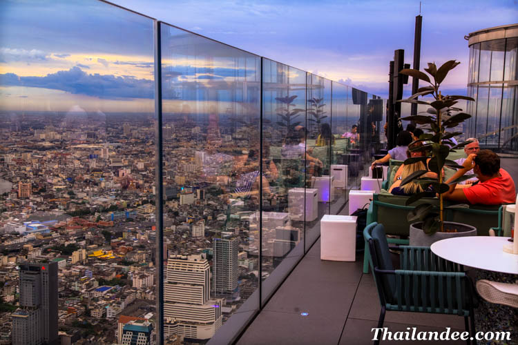 bar plus haut de bangkok