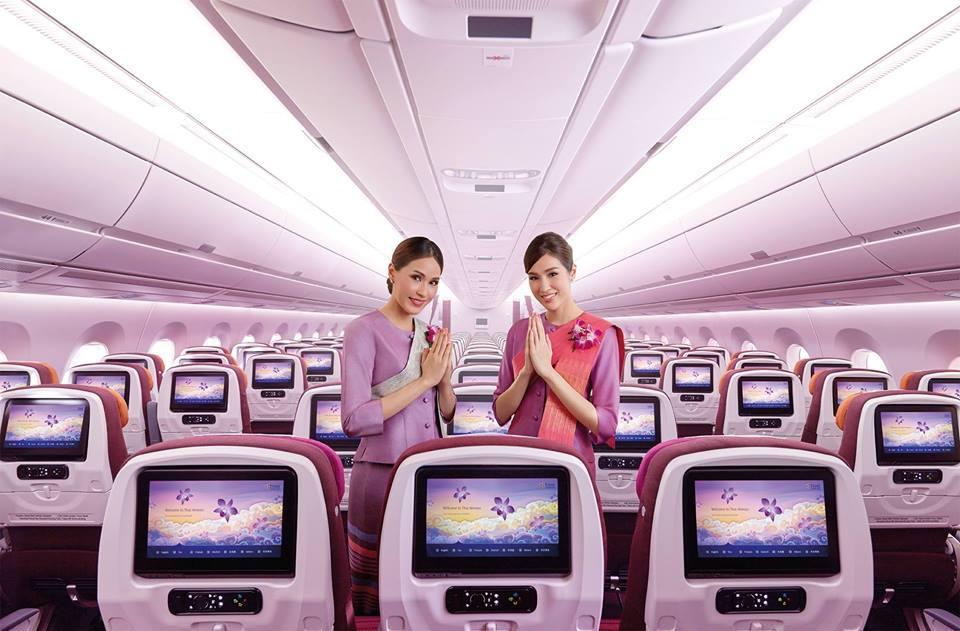 promo avion paris thailande