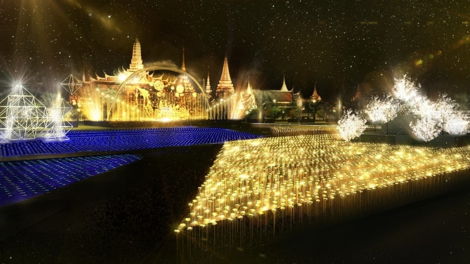 light and sound free bangkok
