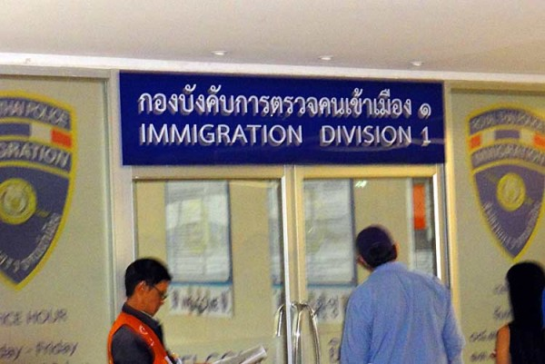 Immigration Thailande