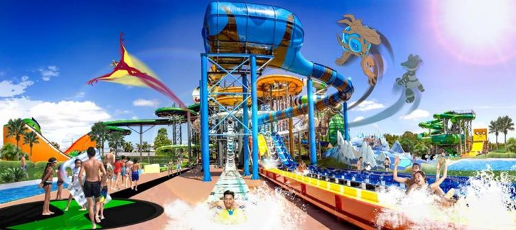 waterpark pattaya