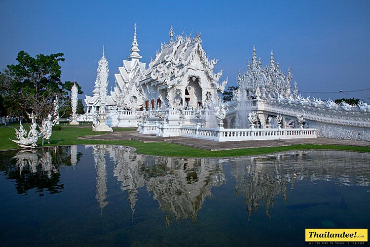 chiang rai white temple will not be free of charge any more