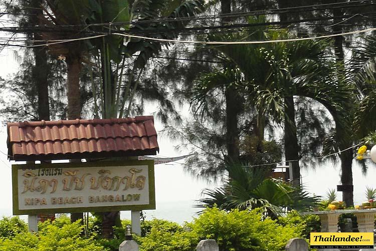 nipa beach bungalows