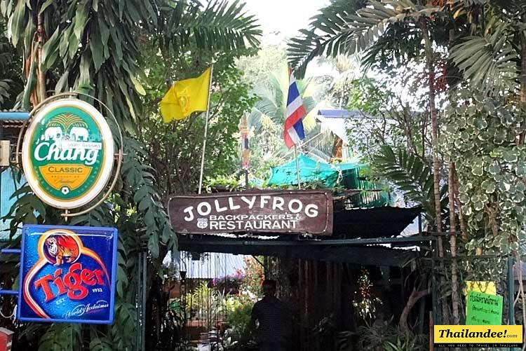 jolly frog backpackers