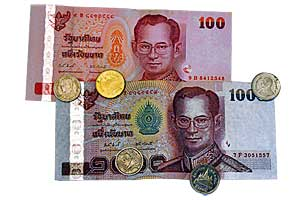money thailand