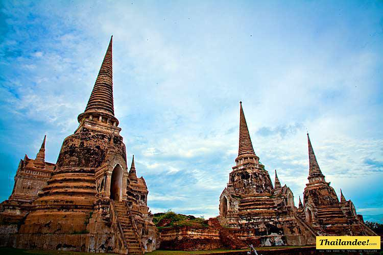 ayutthaya world heritage and red cross fair