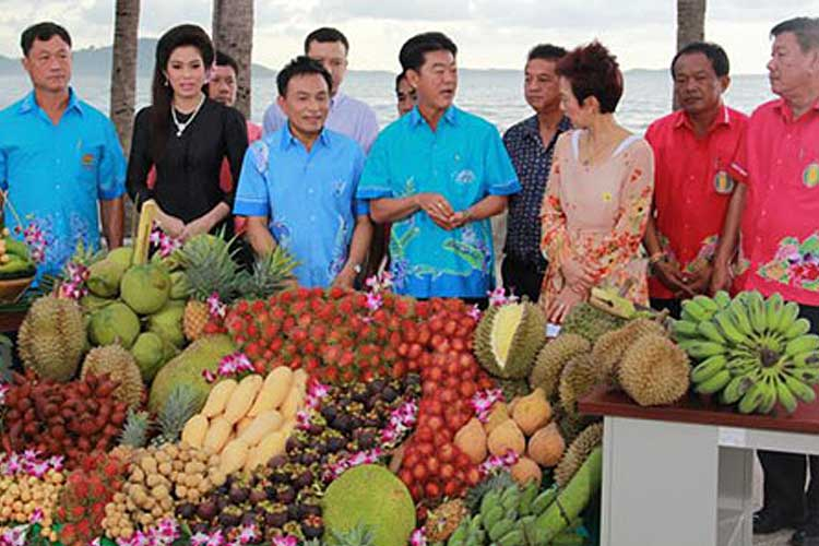 rayong fruit festival