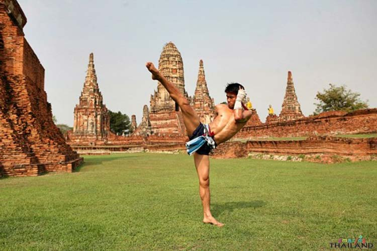 cérémonie du world wai kru muay thai