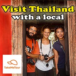 visit thailand with a local guide