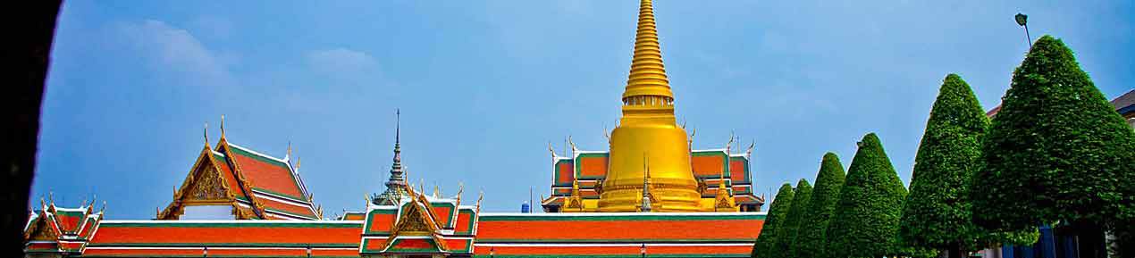 List of hotels and guesthouses in Thailand