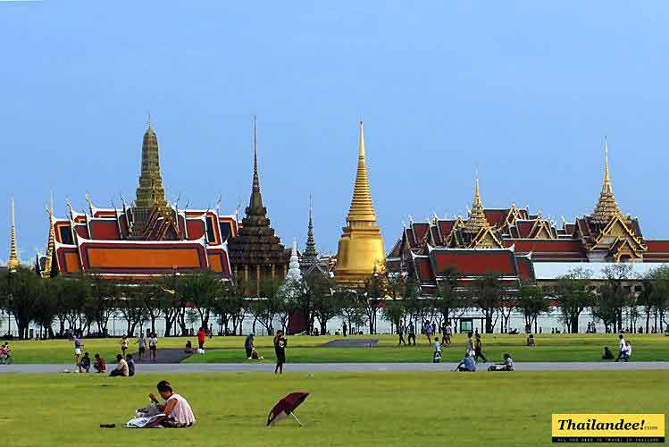 Cities and destinations in Thailand