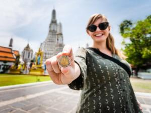 Explore the Temples on Thai Baht Coins in Bangkok Bangkok