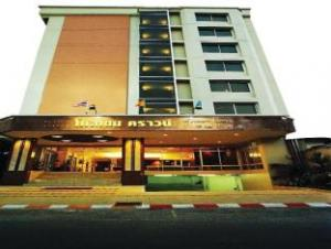 hadyai golden crown hotel