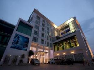 the glacier hotel khon kaen