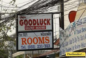 good luck guesthouse