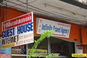 new infinity guesthouse