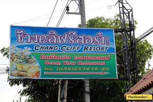 chang cliff resort