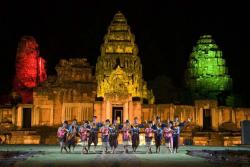 phimai festival and boat race