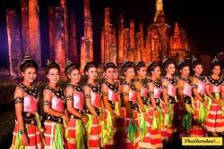 free mini light and sound shows sukhothai