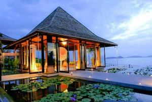 top hotels thailande