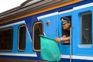trains thailande