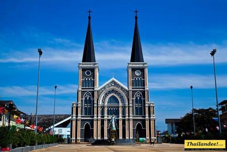 Cathedral of the Immaculate Conception Chanthaburi