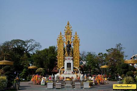 King Meng Rai Monument