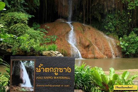 Phu Sang Waterfall