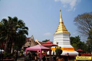 Wat Phra That Doi Jom Thong Chiang Rai