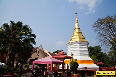 Wat Phra That Doi Jom Thong