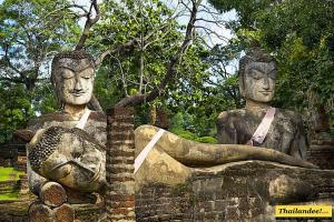 historical parks thailand