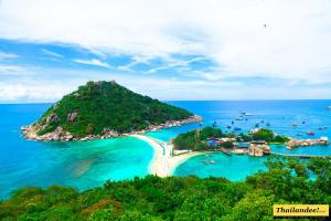 Koh Nang Yuan islands