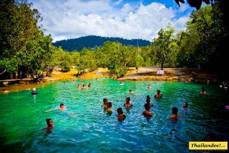 Emerald Pool Krabi