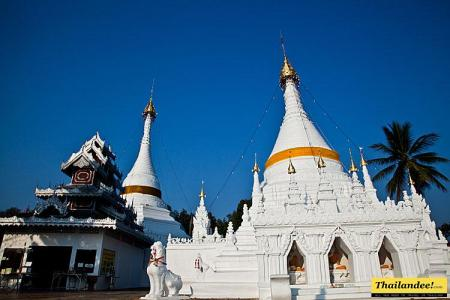 Wat Phra That Doi Kong Mu Mae Hong Son
