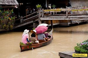 Pattaya Floating Market Pattaya