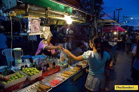 Phimai Night Market