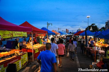 Walking Street Prachuap Khiri Khan