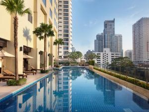 sukhumvit park bangkok - marriott executive apartments