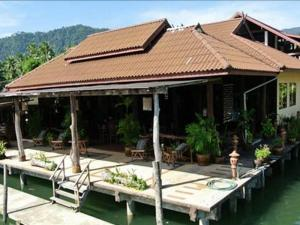 the mangrove hideaway koh chang