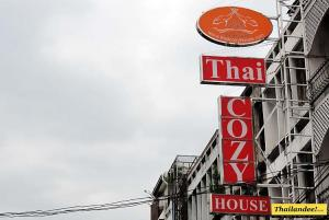 thai cozy house hotel